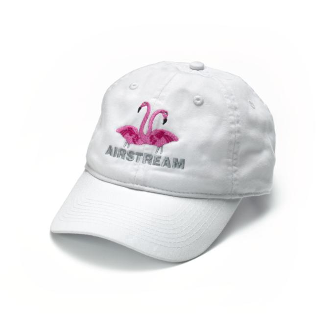 AIRMKT eCom PN 56211W-70 Flamingo Ladies Hat - White_44456 WEB