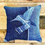 artbya Hummingbird Pillow