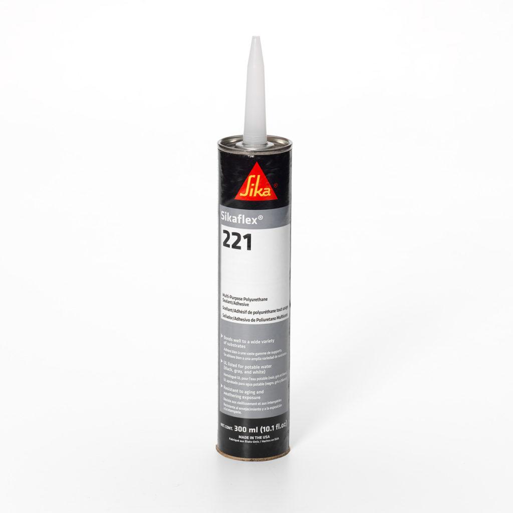 AIRMKT eCom PN 360180-04 Sikaflex Polyurethane Adhesive-Sealant-Black 10.3oz 41390 WEB