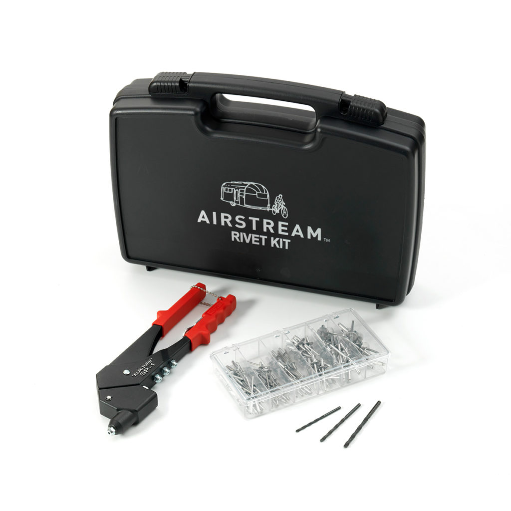 AIRMKT eCom PN 74838W Official Airstream Rivet Kit Out of Box without shaver 41970 WEB
