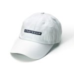 AIRMKT eCom PN 56211W-49 Airstream Block Logo Hat-White 41457 WEB