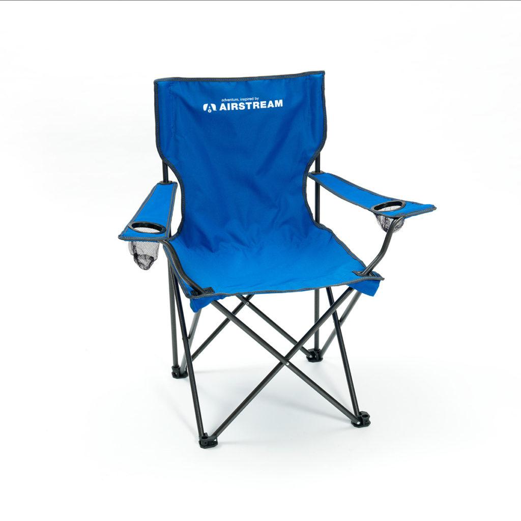 AIRMKT eCom PN 41169W-01 Airstream Fold Up Chair Angled 41722 WEB