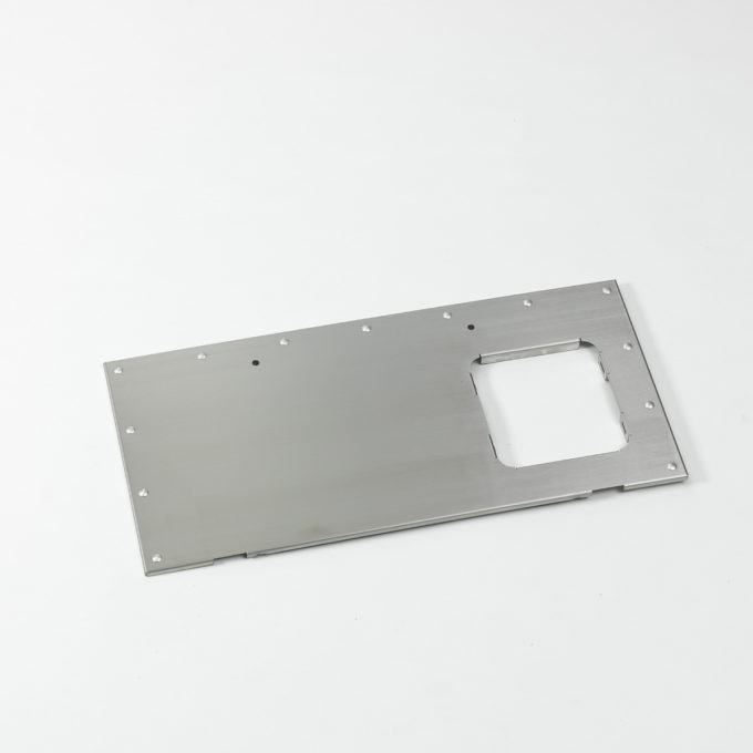 AIRMKT eCom PN 39764W-01 Stainless Steel Upgrade with Rivets-Furnace Front 41694 WEB