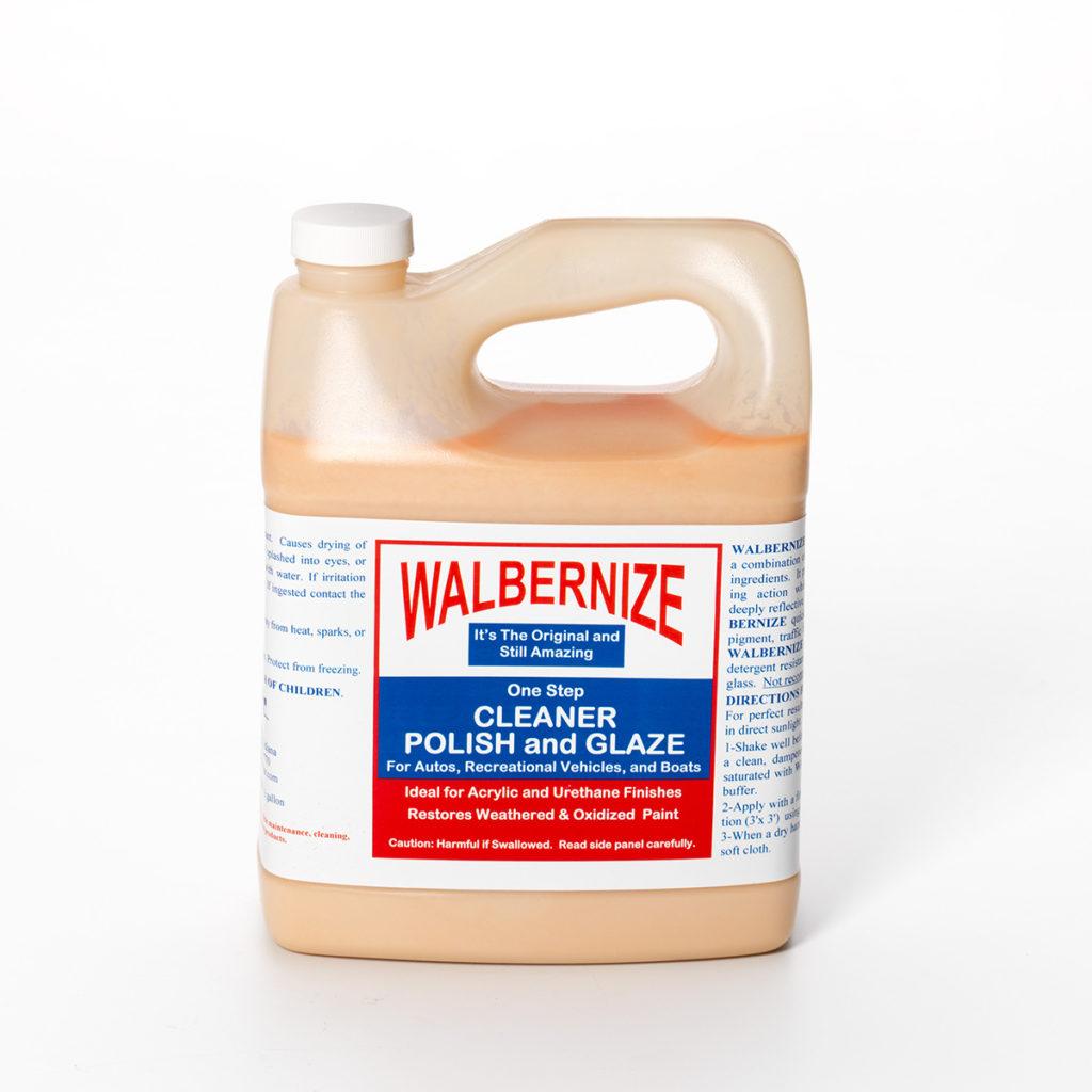 AIRMKT eCom PN 28422W Walbernize Cleaner Polish and Glaze Jug 41388 WEB