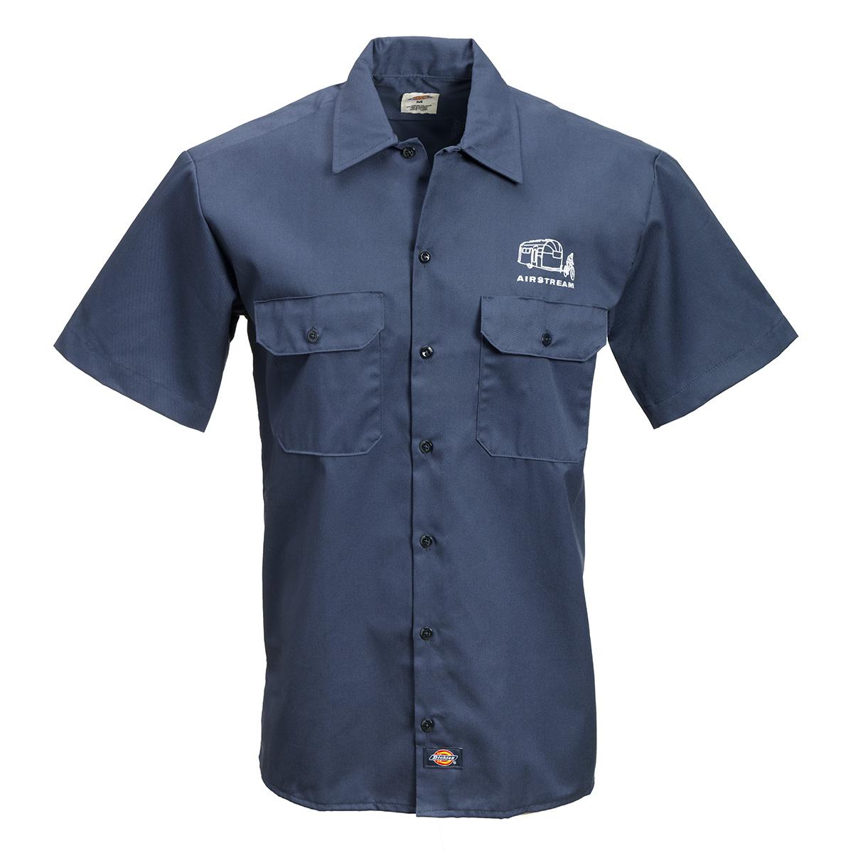 AIRMKT eCom Work Shirt Blue 50577 WEB