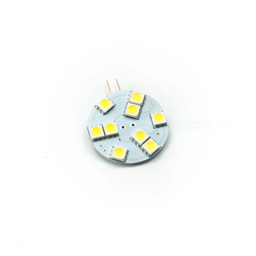 AIRMKT eCom PN 15751W-03 LED Replacement-Halogen Puck Style 12 LED Warm White 42147 WEB