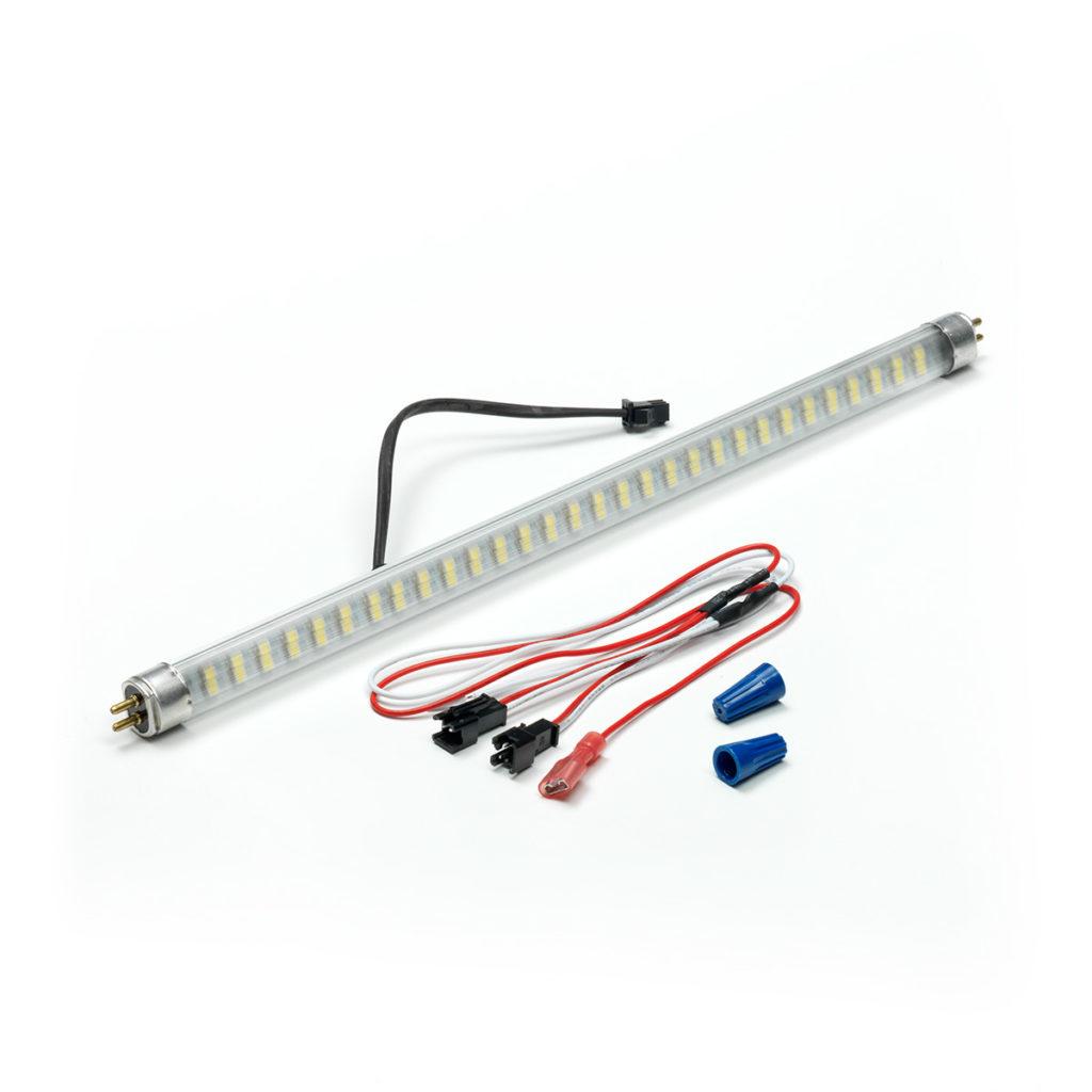 AIRMKT eCom PN 15751W-23 Green LongLife Replacement LED Light Tube 42782 WEB