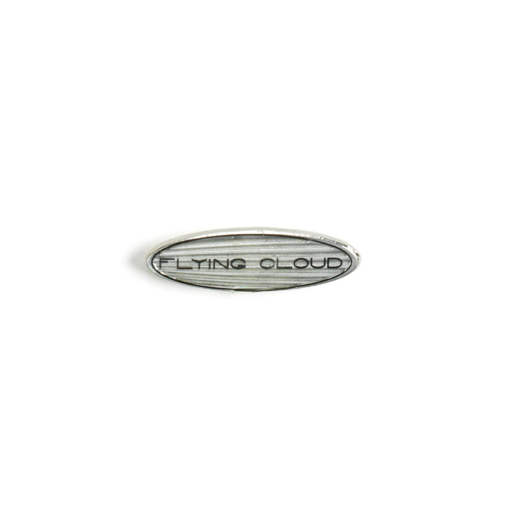 AIRMKT eCom PN 26368W-03 Trailer Badge Pins 3 Qtr inch-Flying Cloud 42479 WEB