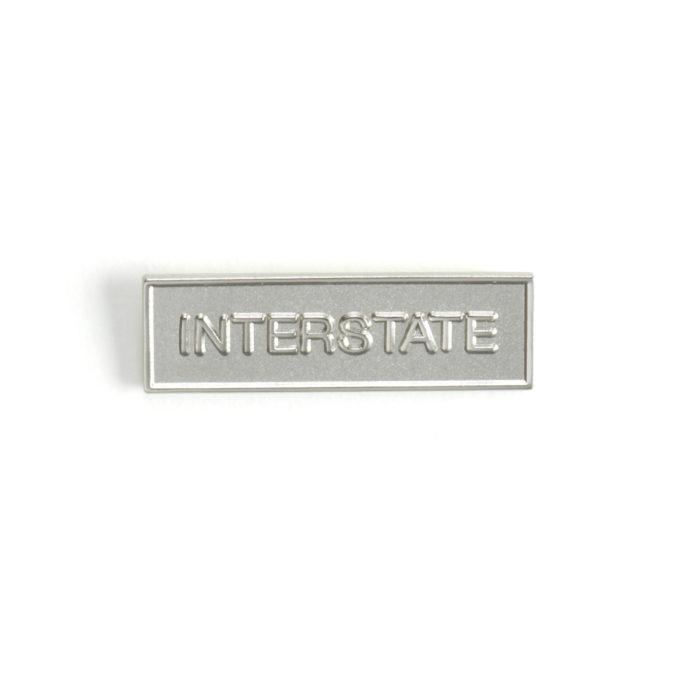 AIRMKT eCom PN 26368W-06 Trailer Badge Pins 3 Qtr inch-Interstate 42484 WEB