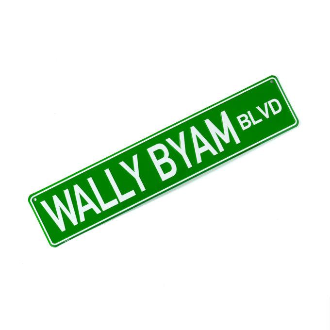 AIRMKT eCom PN 26369W-58 Airstream Wally Byam Blvd Street Sign 42961 WEB