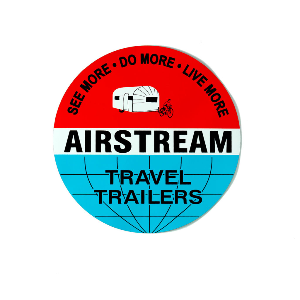 AIRMKT eCom PN 26369W-51 Airstream 12 inch Auto Magnets 42966 WEB