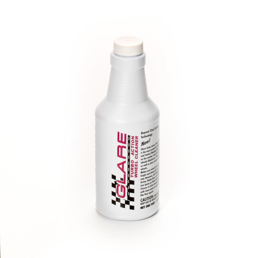 AIRMKT eCom PN 28442W Glare Turbo Action Wheel Cleaner 16 oz bottle 42683 WEB