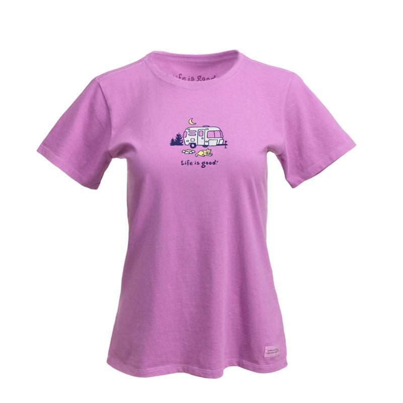 AIRMKT eCom PN XXXXXX Life is Good Ladies Pink T Shirt_52299 WEB