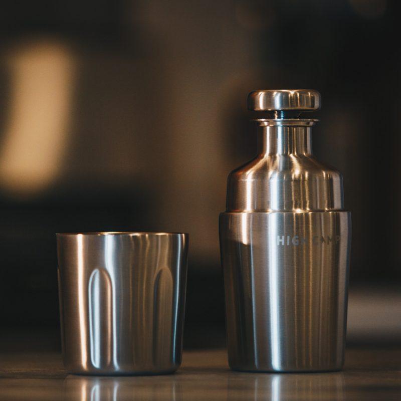 HIGH CAMP Halflight Flask