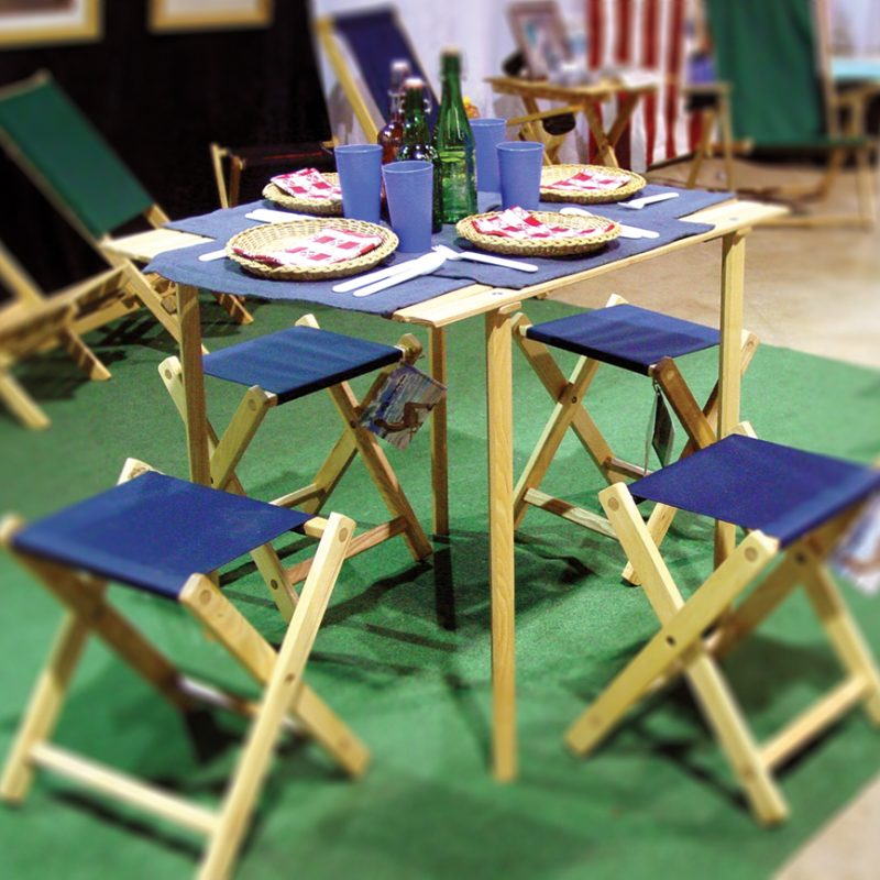 Roll Top Table Lifestyle