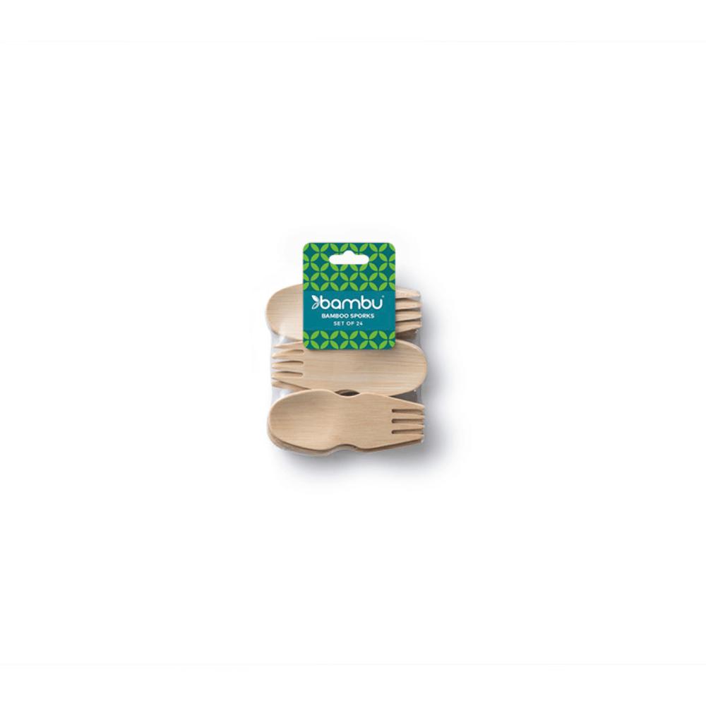 061800 Sporks Veneerware new pkg - bambu