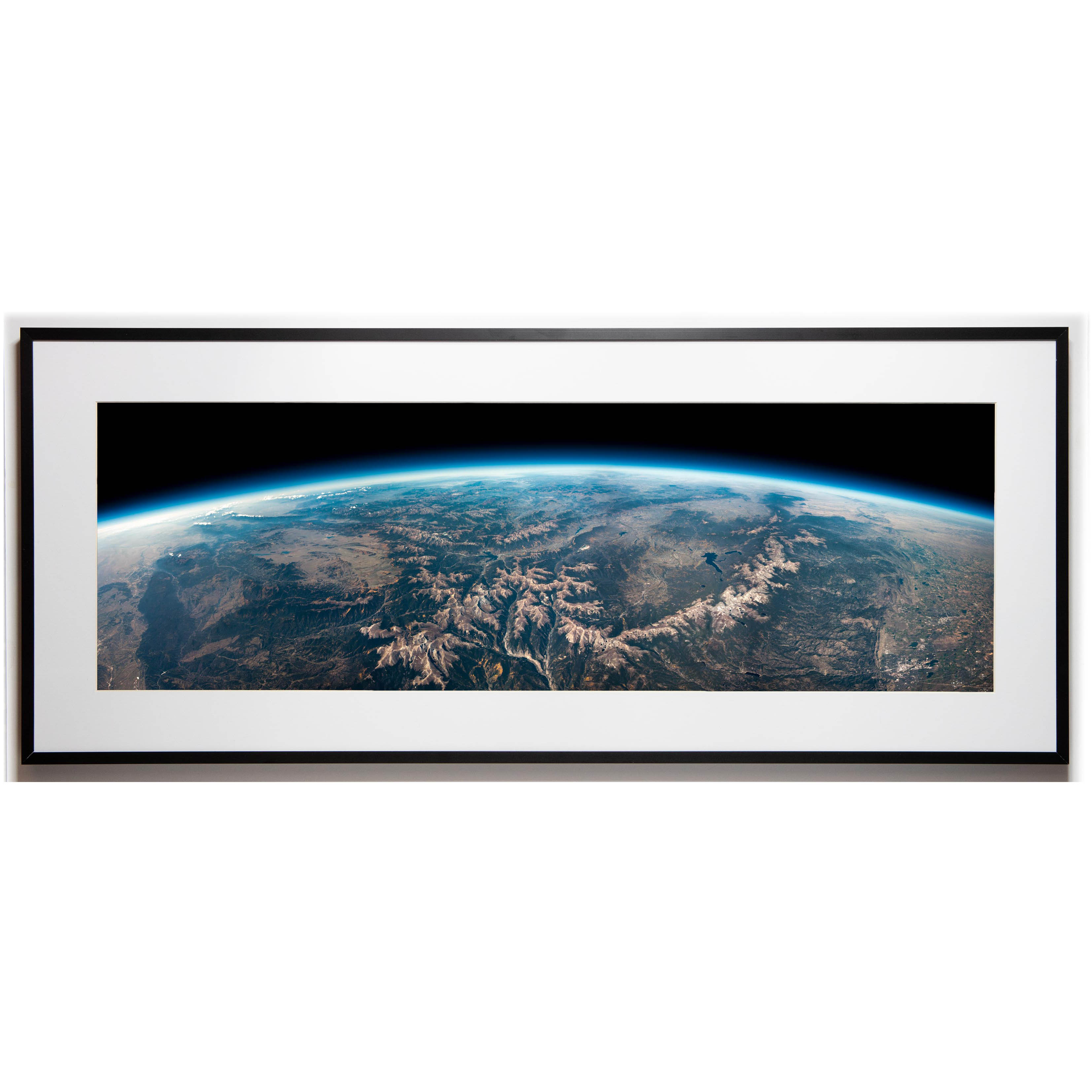 Cullis 10x30 framed - Colorado cropped