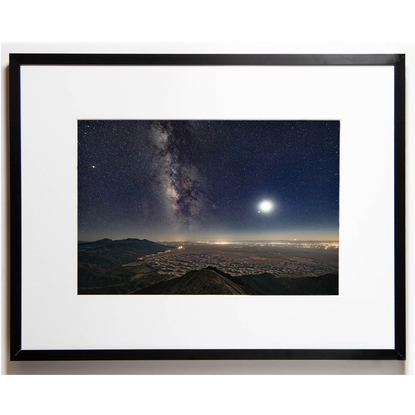 Cullis 8x12 framed - Sand Dunes cropped