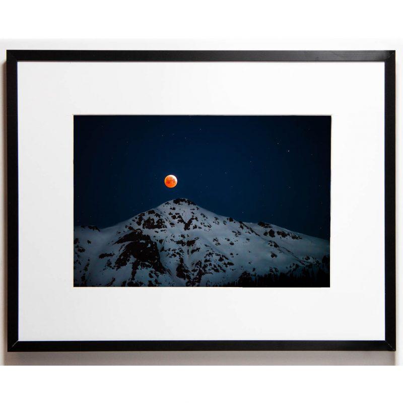 Cullis 8x12 framed - Lunar Eclipse cropped