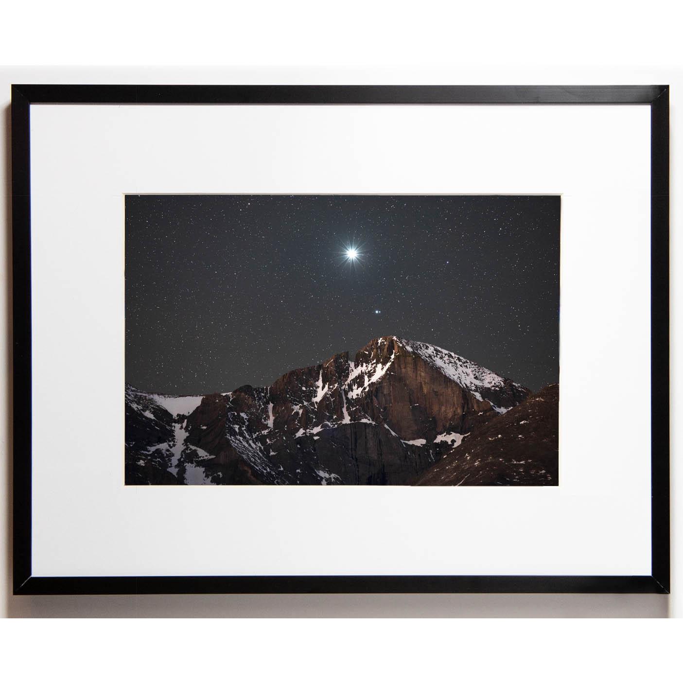 Cullis 8x12 framed - Longs Jupiter cropped