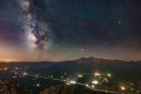 Cullis unframed - Long Milky Way