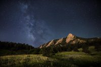 Cullis unframed - Flatiron Milky Way