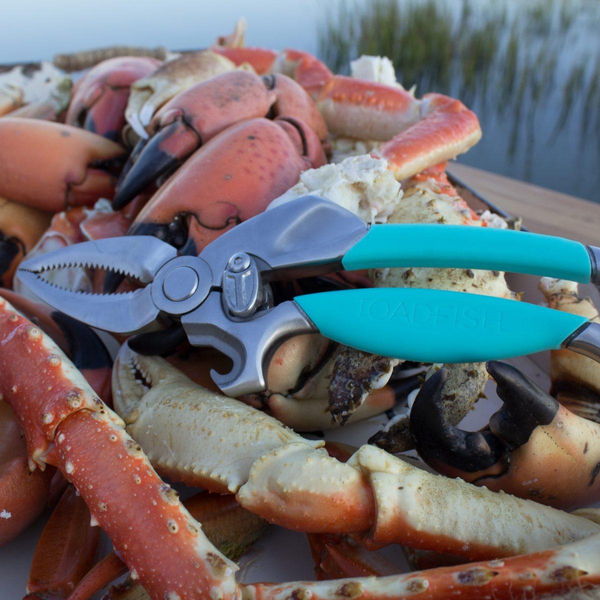 toadfish crab tool