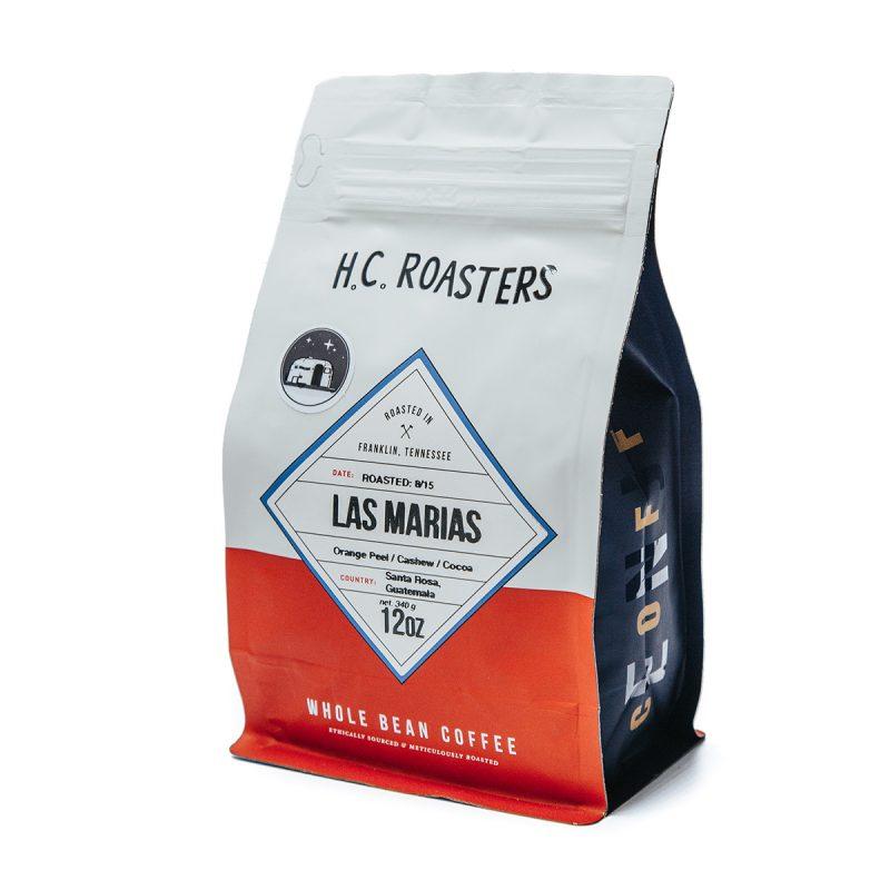 AIRMKT eCom HONEST COFFEE__LAS MARIAS WEB