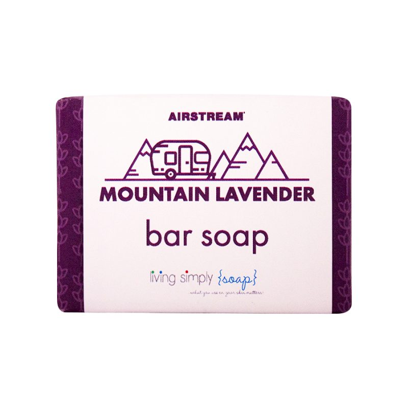 LSS BAR SOAP LAVENDER