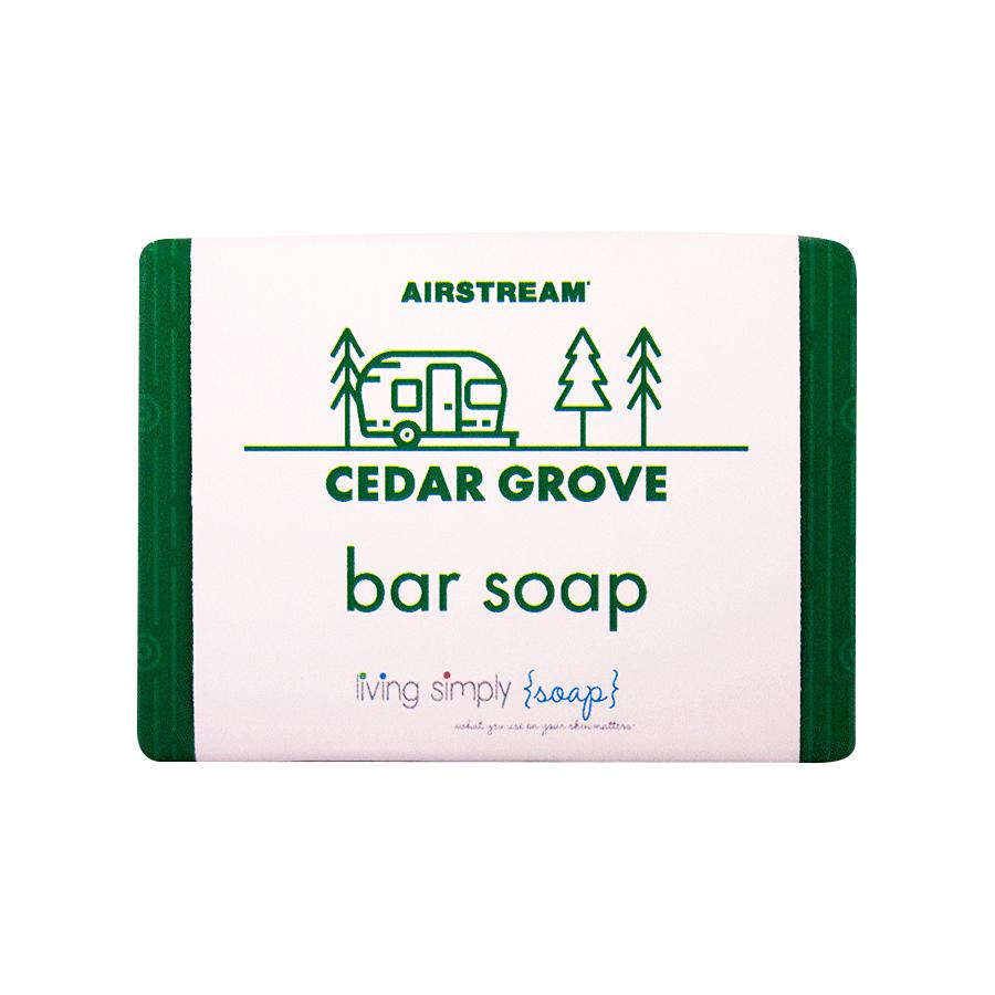 LSS BAR SOAP CEDAR