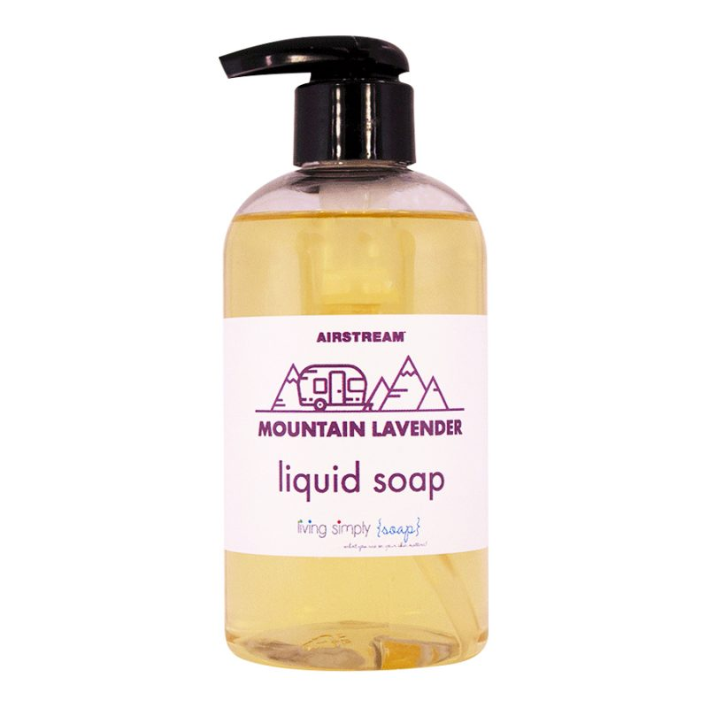 LSS LIQUID SOAP LAVENDER