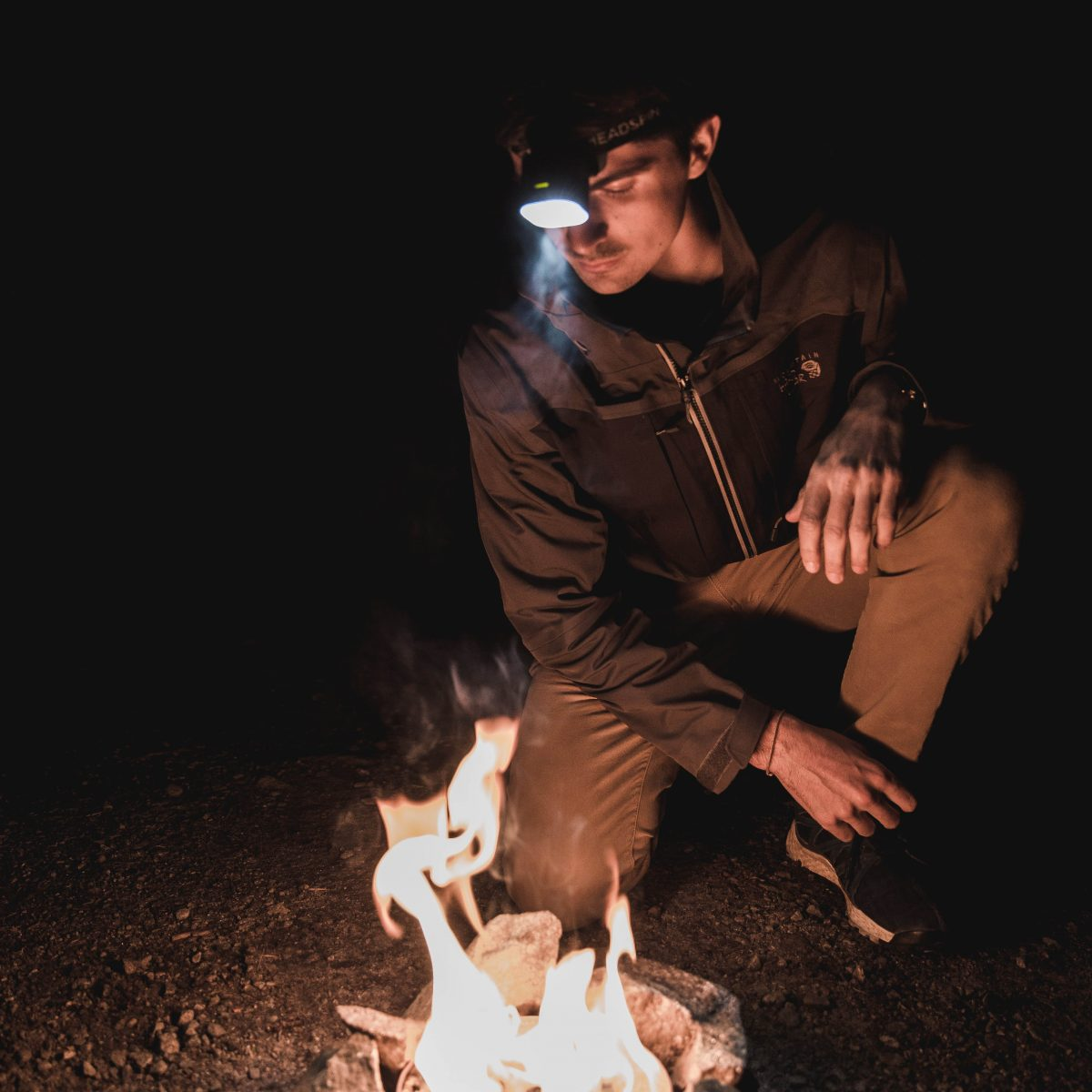 headpsin campfire