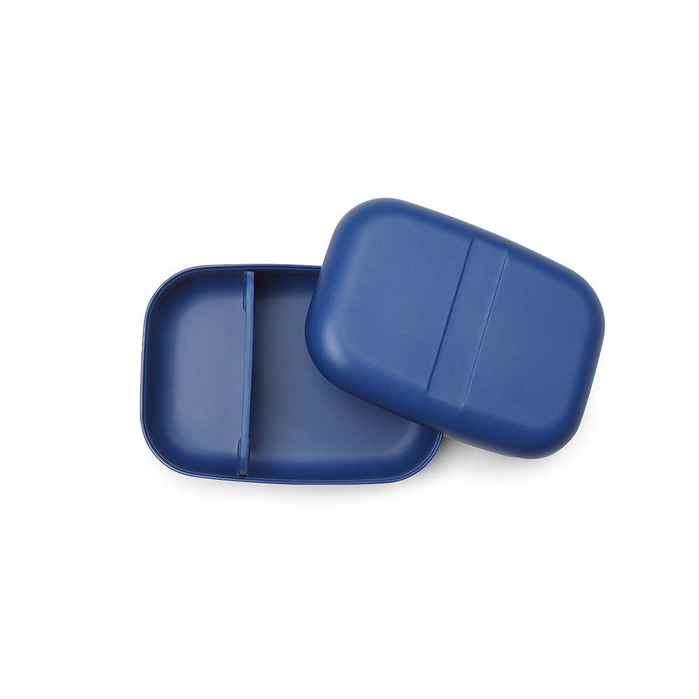 ekobo bento rectangular royal blue