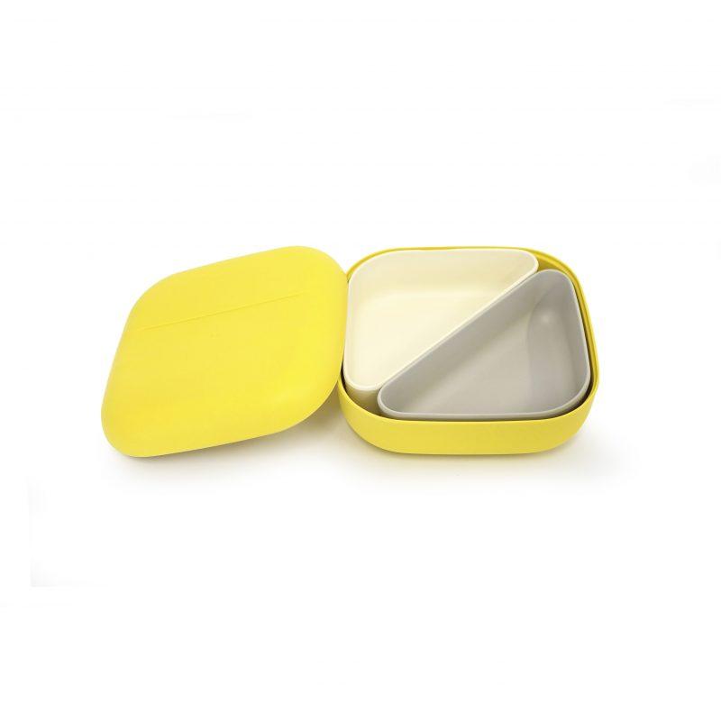 bento square lemon