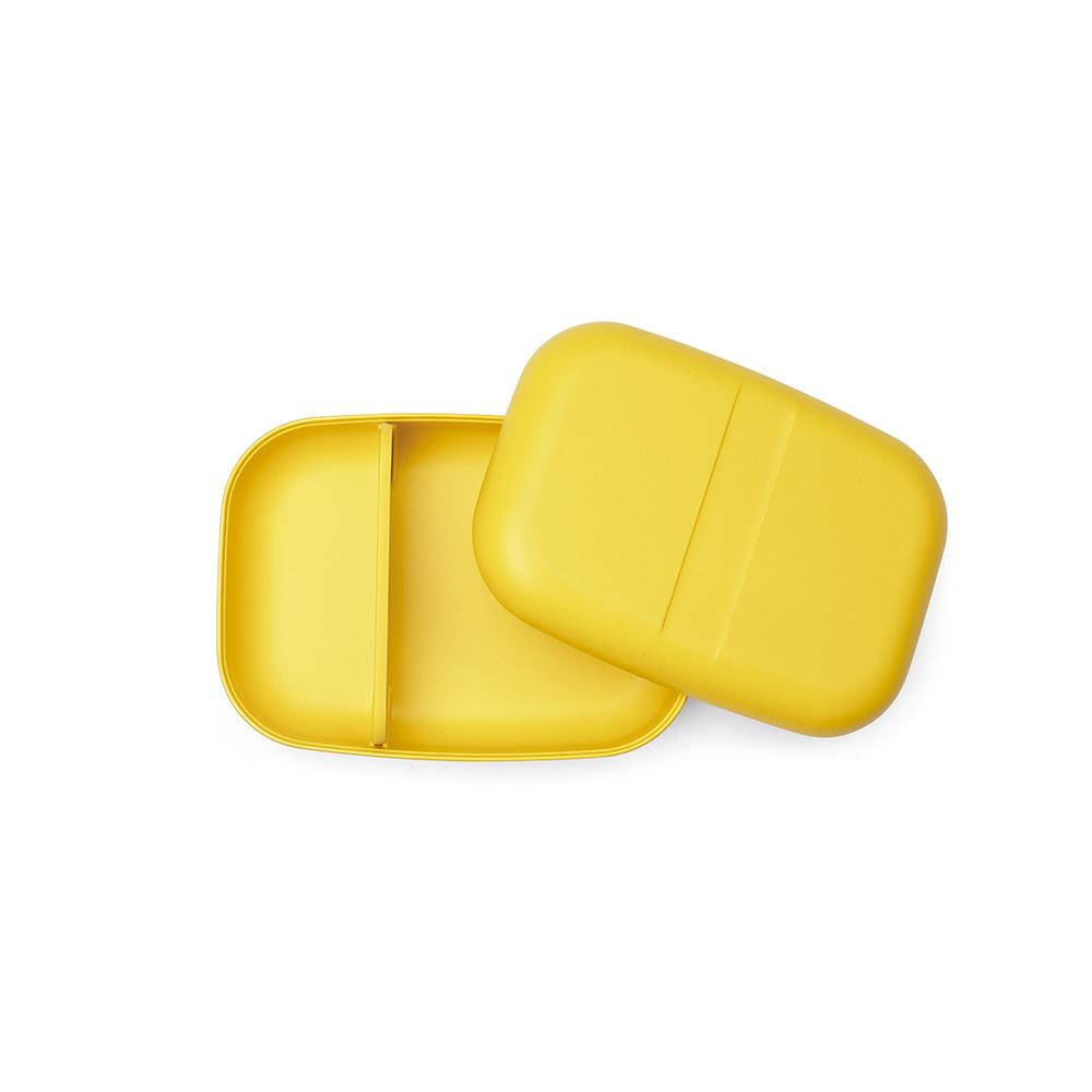 ekobo bento rectangular lemon