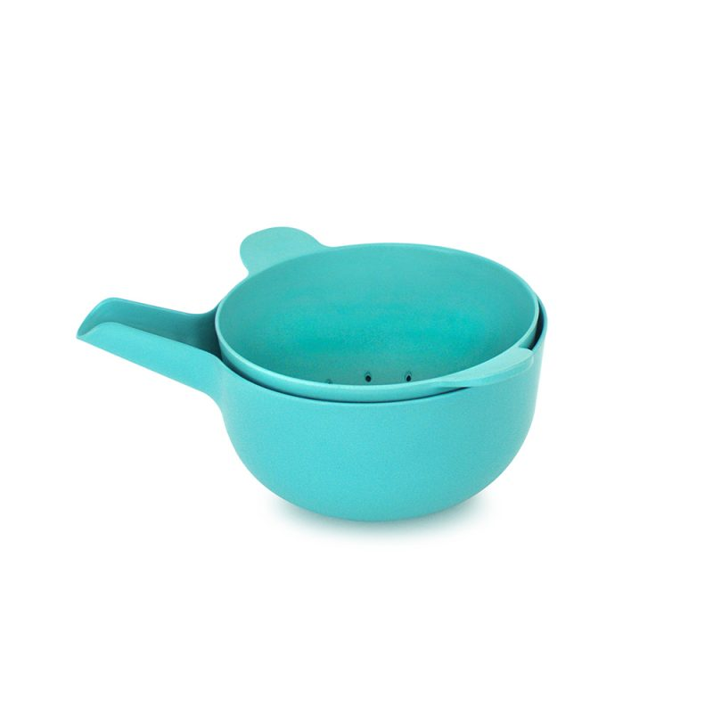 ekobo mixing bowl set small lagoon