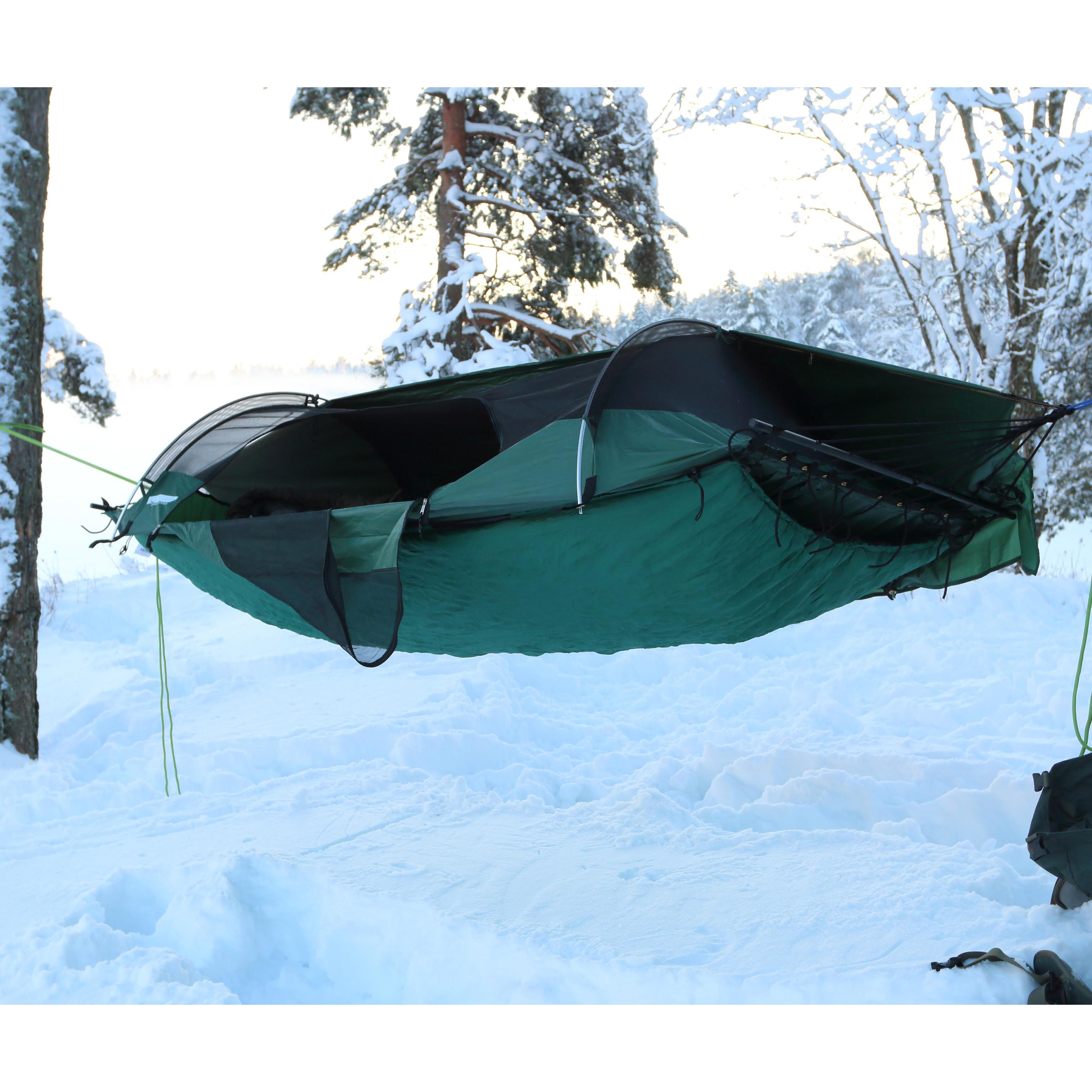 lawson hammock underquilt snow