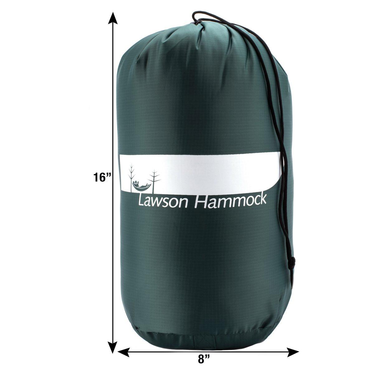 lawson hammock underquilt stuff sack