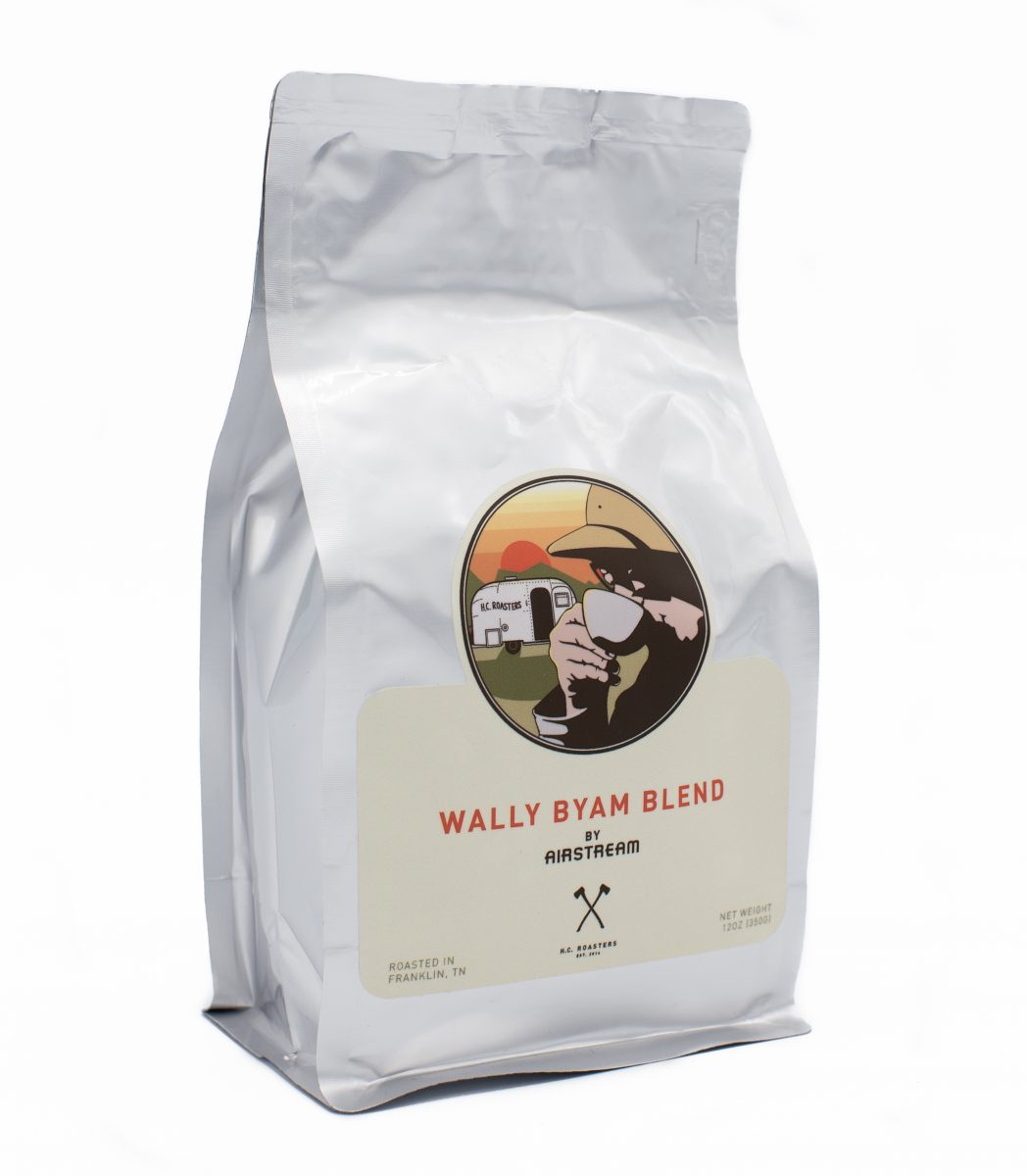 wally byam blend honest coffee