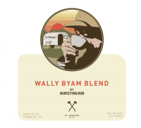 wally byam blend label honest coffee
