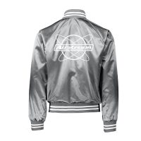 final augusta satin jacket back
