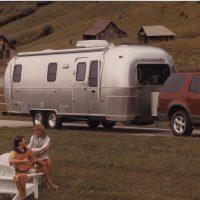 Airstream Safari Travel Trailer