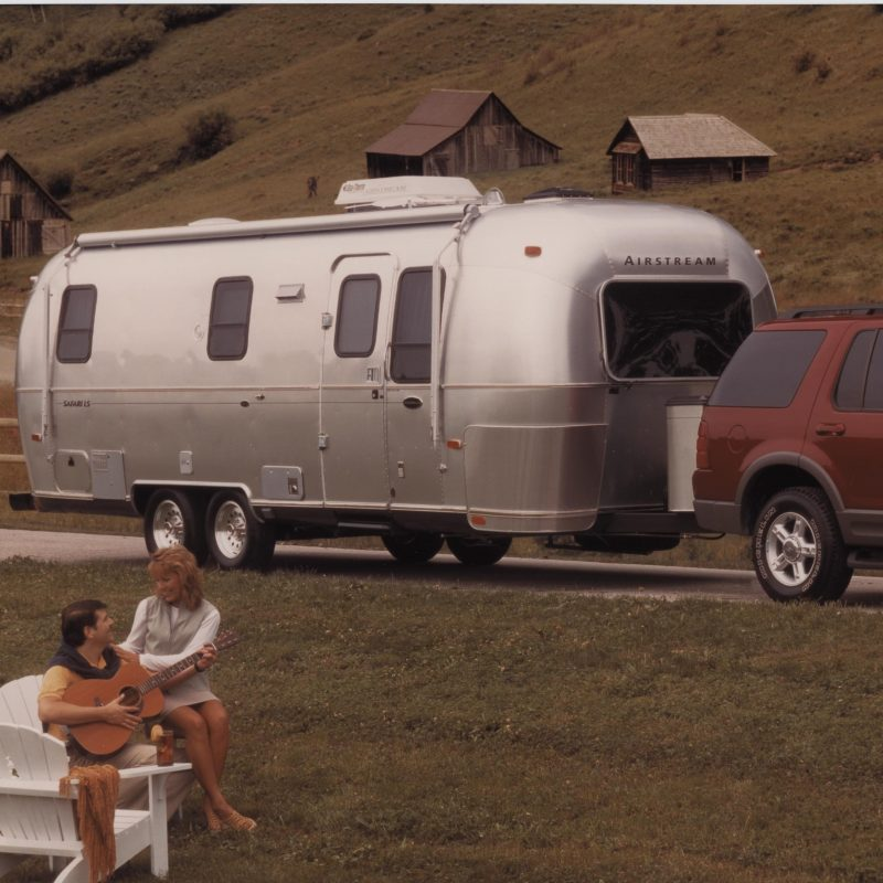 Airstream Safari Travel Trailer