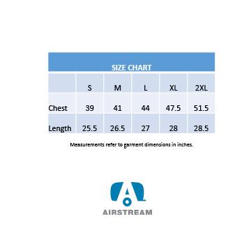 size chart augusta womens regulte pullover