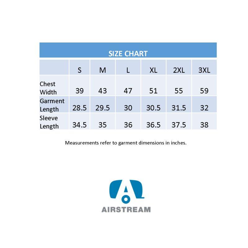 size chart augusta mens regulate pullover