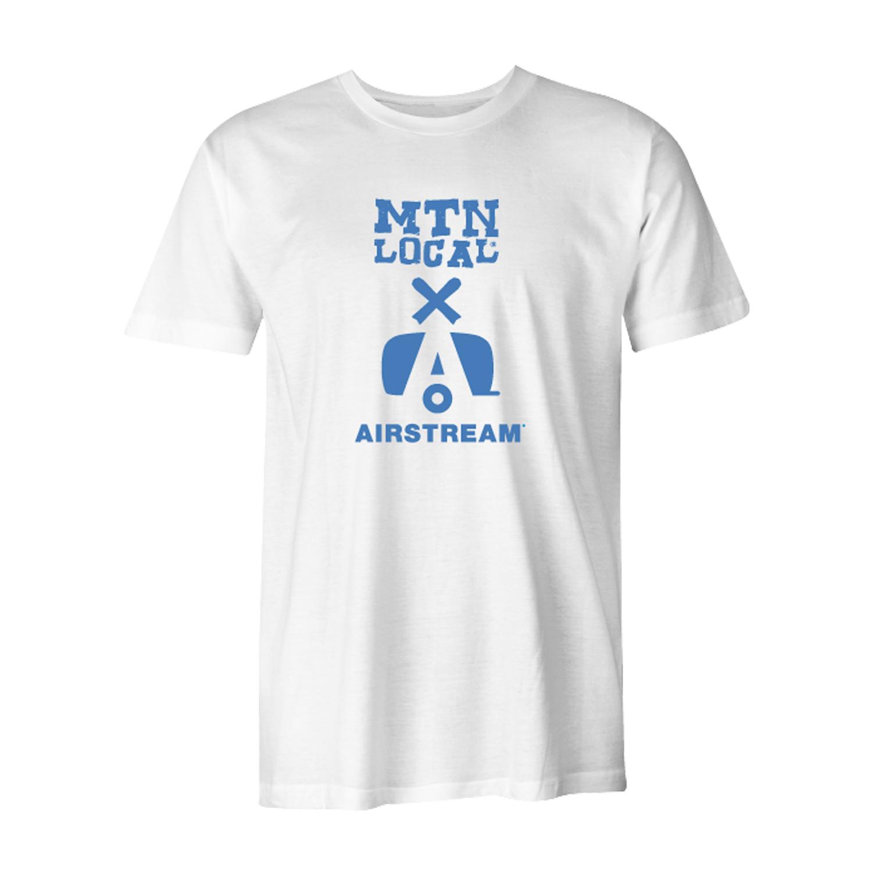 Airstream Mountain Local MTM Snowboard T-Shirt