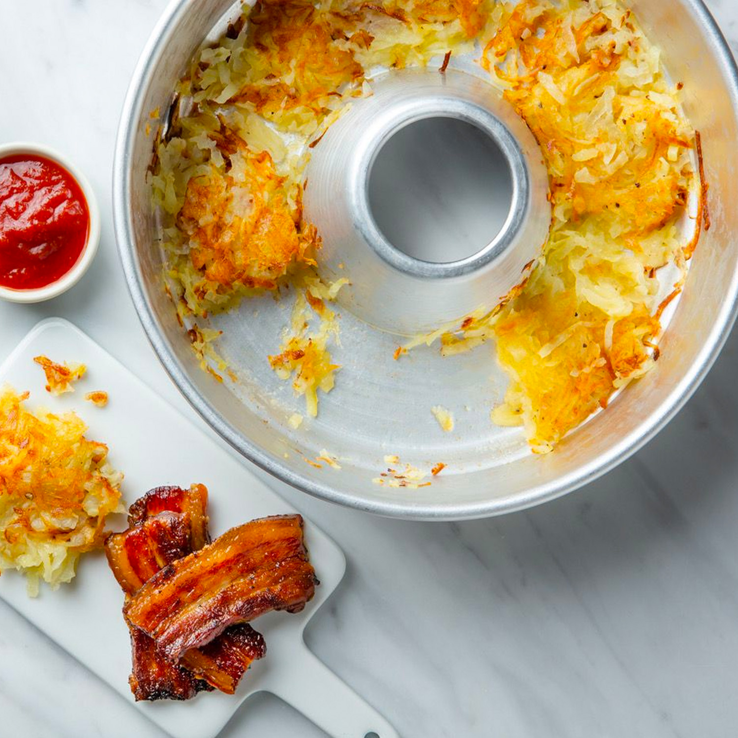 omnia oven hasbrowns