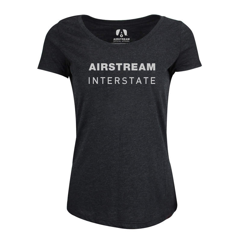 Airstream Interstate womens comfy scoop tee