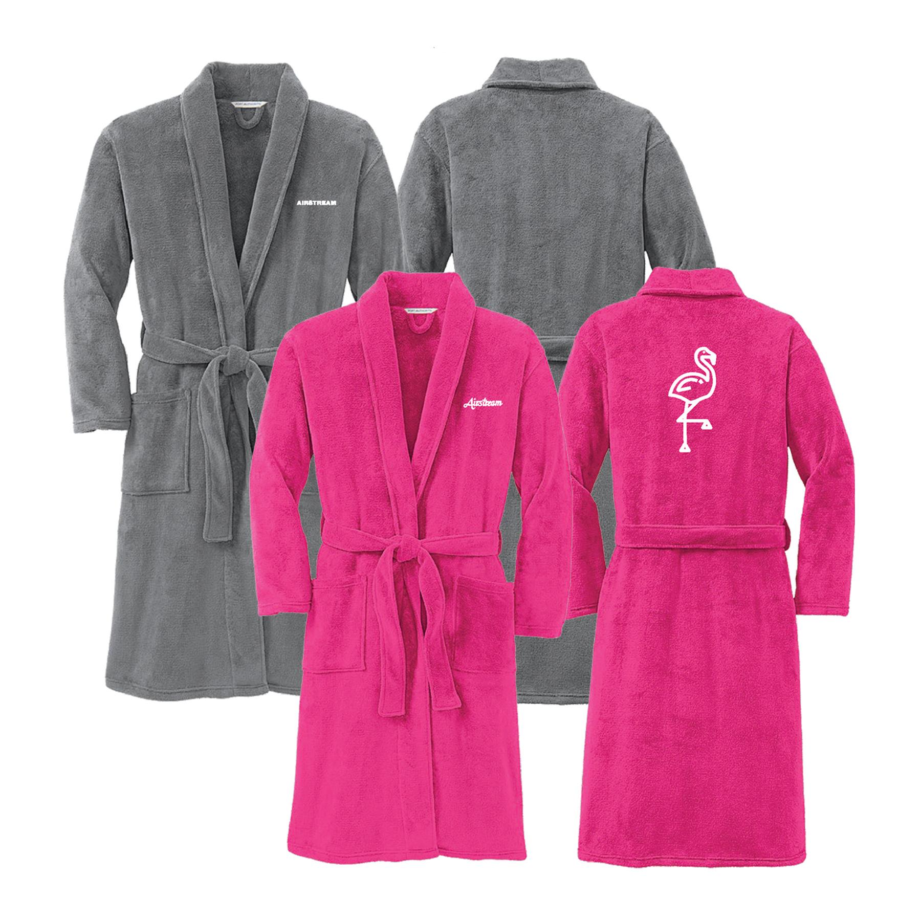 studio eleven bathrobes robes both colors