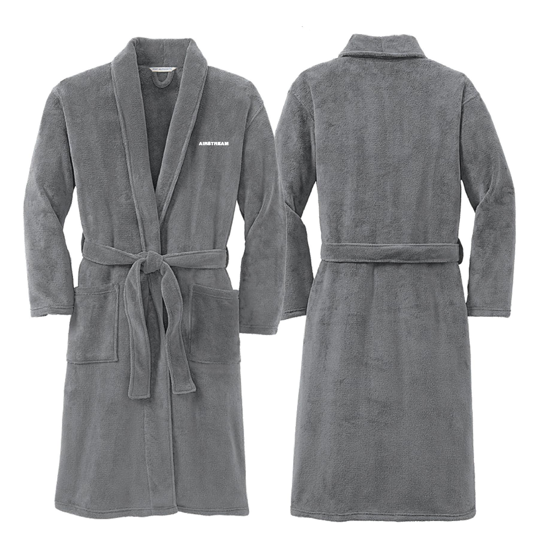 studio eleven robe gray